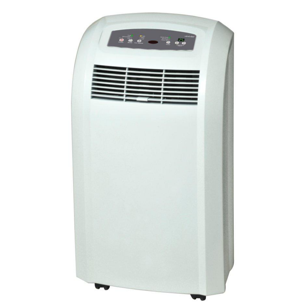 Portable Air Conditioner with bedroom air conditioner temperature #795C52