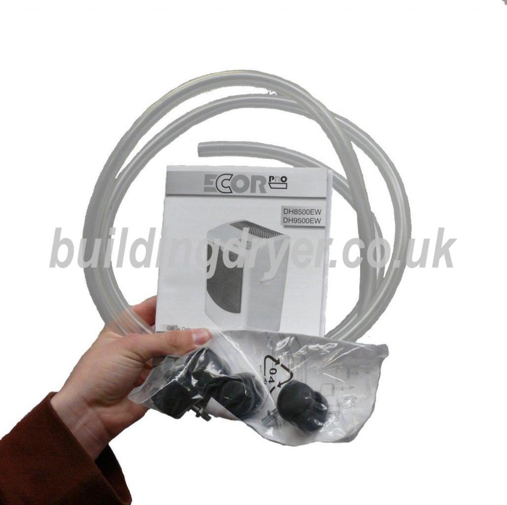 d9500 basement dehumidifier and swimming pool dehumidifier in the box
