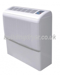 d850 d950 swimming pool dehumidifier side front view
