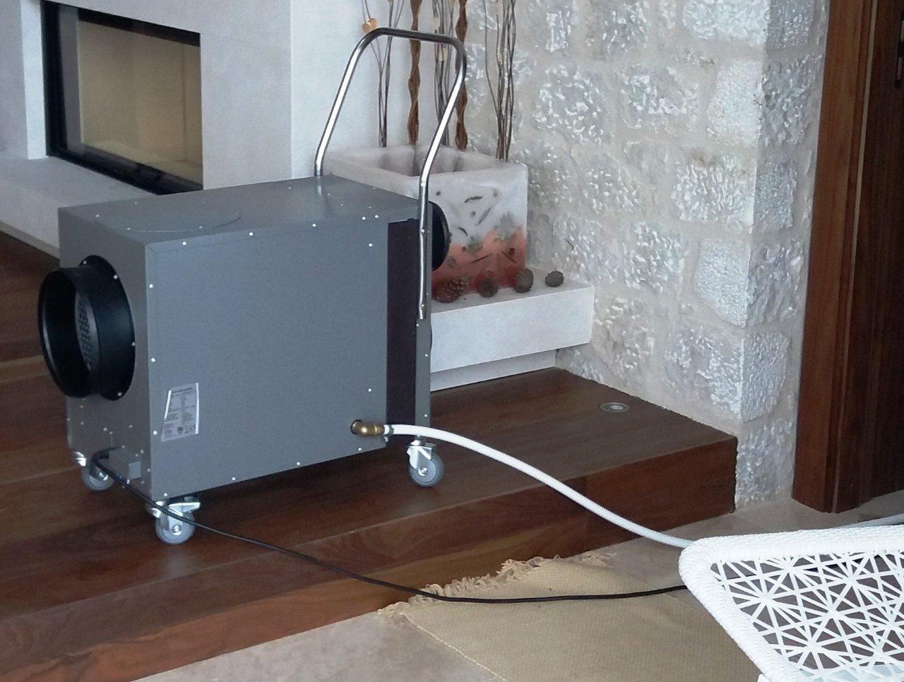 Heat recovery ventilator ebay - Stand Alone