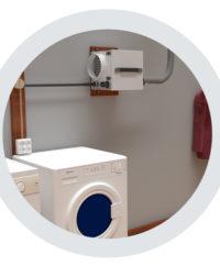 dehumidifier for laundry
