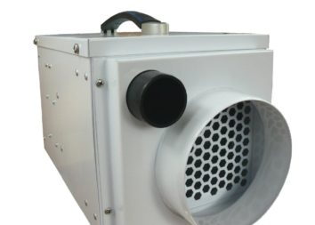 dehumidifier front on