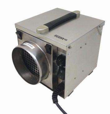 dh800 inox corner dehumidifier
