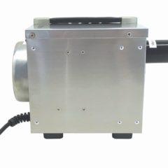 dh1200 inox dehumidifier by ecor pro side