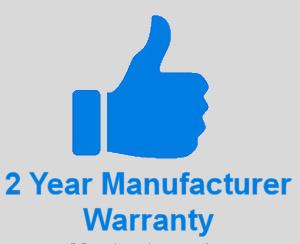 2 year guarantee ecor pro