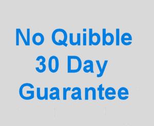 30 day guarantee ecor pro