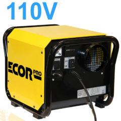 dh2500 dehumidifier 110V by Ecor Pro