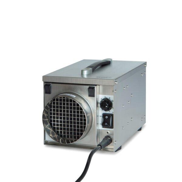 DH1200 INOX FRONT LEFT
