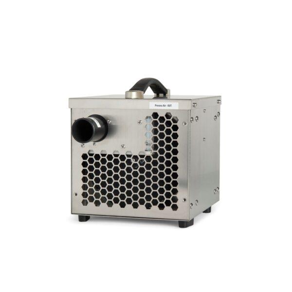 DH800 INOX REAR RIGHT SIDE