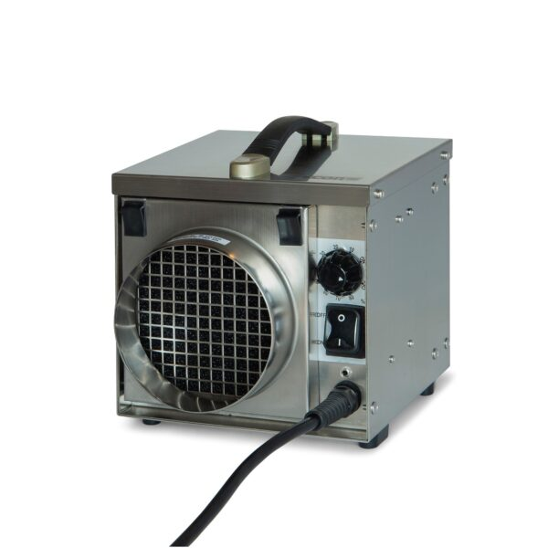DH800 INOX FRONT LEFT